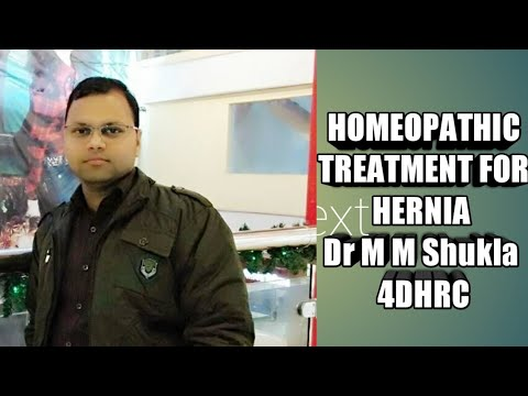 Hernil drops for Hernia Homeopathy treatment