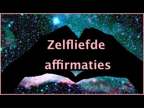 Affirmaties voor ZELFLIEFDE & EIGENWAARDE (Nederlandstalig)