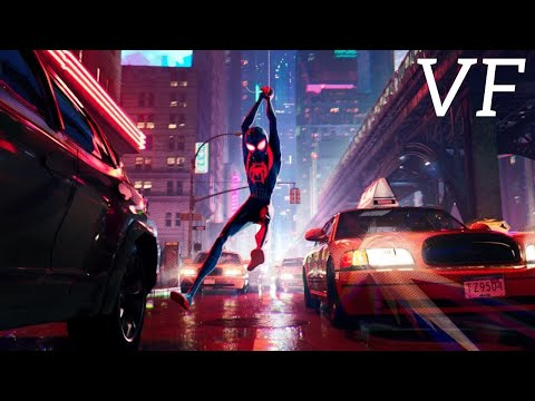 SPIDER MAN NEW GENERATION streaming VF Complète (2018)
