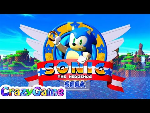 Lego Sonic The Hedgehog Complete Game 1 Hour Game For Children Youtube