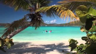 Ultra Private Beachfront Estate in St. John, United States Virgin Islands