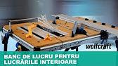 Banc De Lucru Cu Menghină De La Leroy Merlin Review Unboxing Youtube