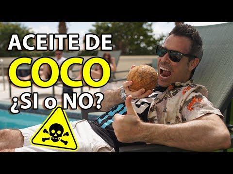 Aceite de Coco ¿Si o No?  / Nutrillermo