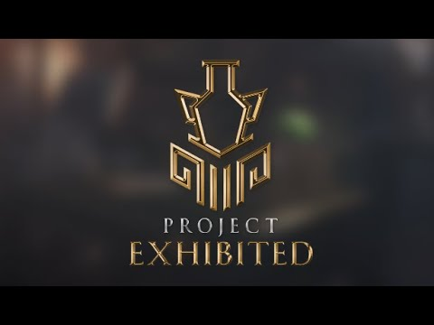 Project Exhibited release trailer - now on STEAM!