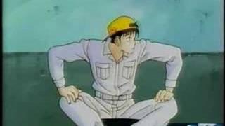 Shonan Junai Gumi OVA 2 Part 1/5