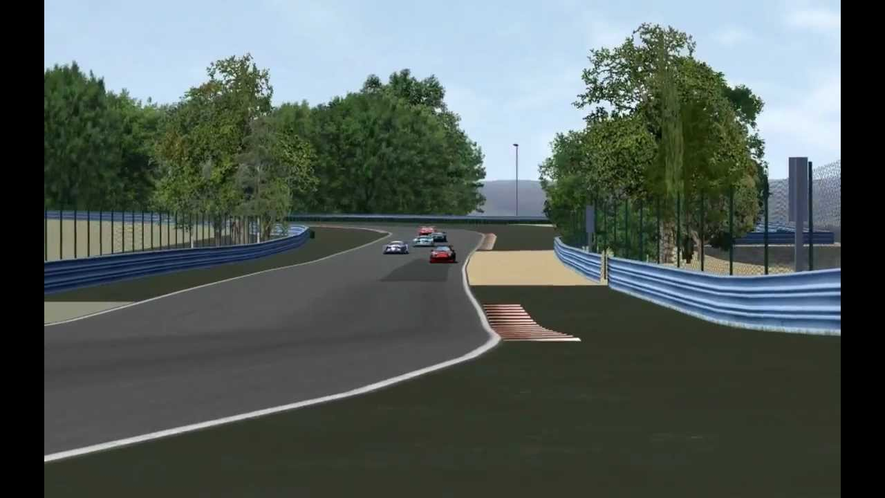 Circuito Monteblanco : Gt battle at circuito monteblanco gtr2 rfactor race07 by paulmarc
