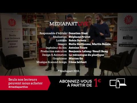 En direct de Mediapart : L'avenir de Benoît Hamon et le poids des gauches à l'Assemblée