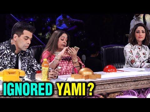 Karan Johar, Kirron Kher And Malaika Arora IGNORE Yami Gautam