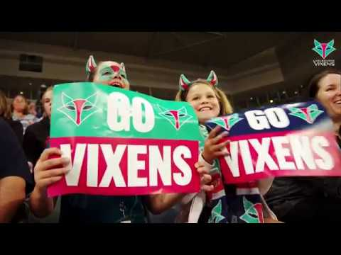 Celebrate your Birthday at a Melbourne Vixens game in 2018