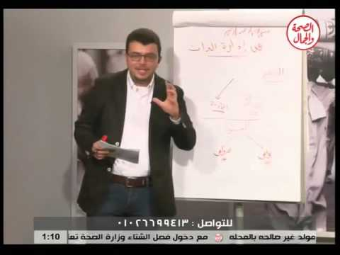 فن إدارة وتطوير الذات -  الحلقة الأولى - أحمد شتات