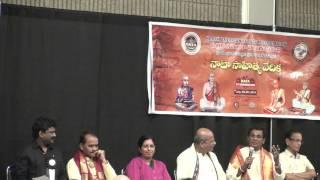 Meegada Ramalinga Swamy Sangeetha NavAvadhanam