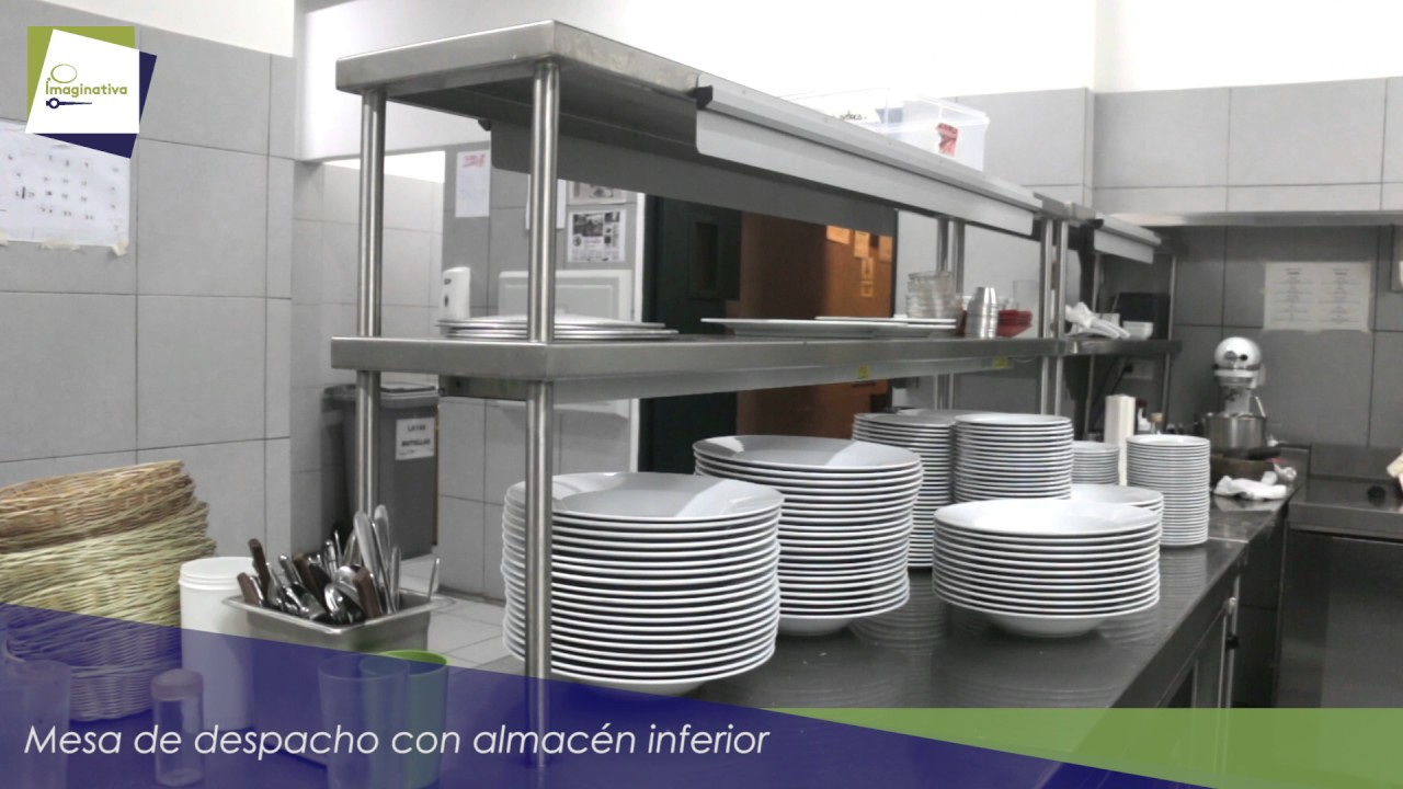 ▷▷Como diseñar una Cocina Industrial◁◁