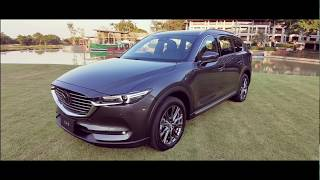 Mazda CX-8 Test Drive