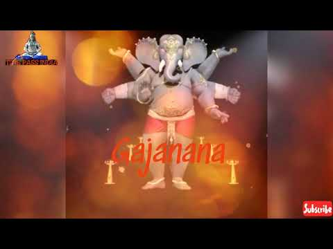 Gajanana best whatsapp_status & ring tone