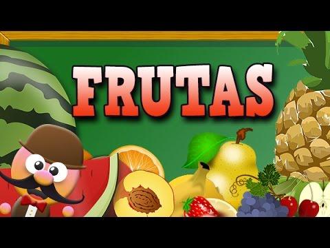 Frutas En Inglés Inglés Para Niños Con Mr Pea