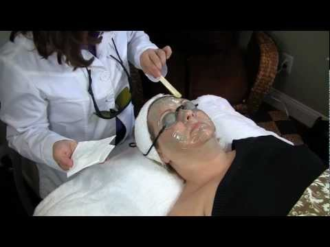 IPL Intense Pulsed Light Facial Laser Treatment