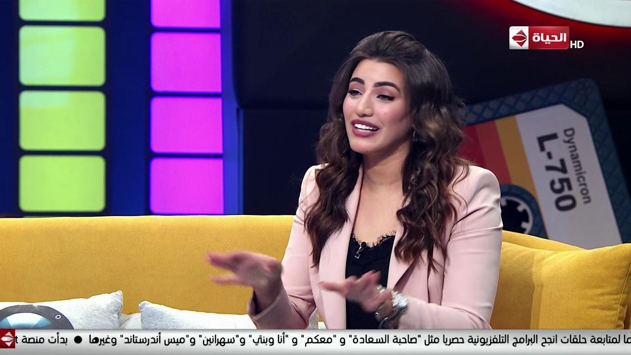 شريط كوكتيل - هايدي موسى: أنا حافظة مهرجانات وبحب الشعبي أوي والشعبي يعني عدوية