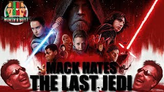 I Hate The Last Jedi (Rant with HUGE SPOILERS)