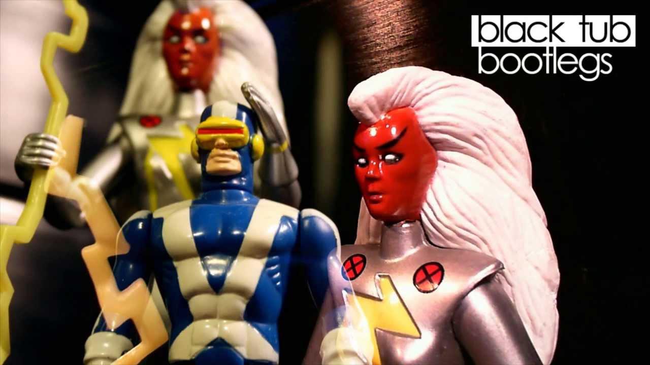 X Men Bootleg 96