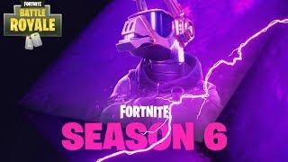 Fortnite First Season 6 Teaser + 3 Days Away! (Fortnite Season 6 Prep)