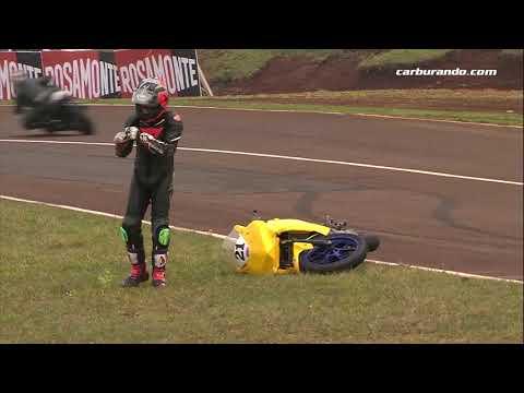 Resumen de la R3 Cup del Superbike Argentino en Posadas