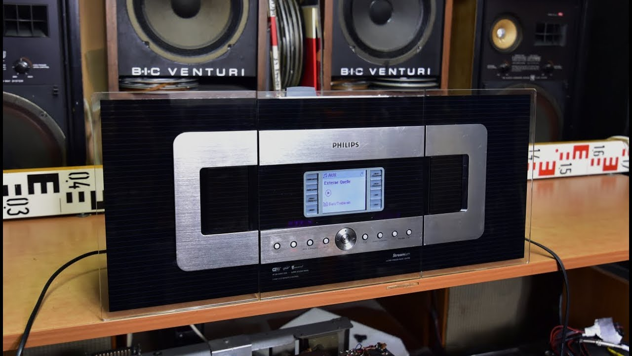 Download Driver: Philips WACS700/22 Wireless Music Center