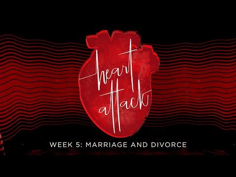 Marriage and Divorce - Week 5 (Message Only)
