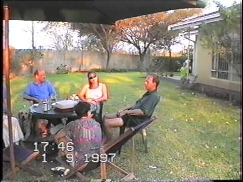 rijntjes dj in Botswana september 1997