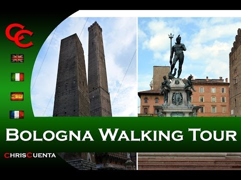 Bologna Walking Tour