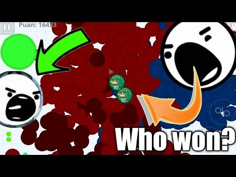 BEST TRIPLE TEAM ON AGARIO MOBILE   DUO SERVER TAKEOVER   BONUSCLIP FOR KOD ZD   ZD IS BIGGEST NOOB