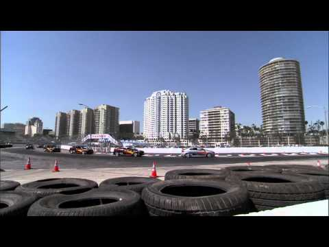 Formula Drift Long Beach 2011 Promo Video