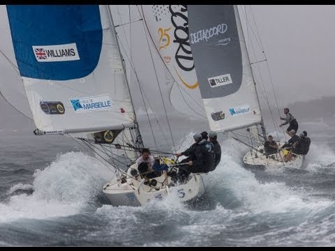 Match Race France 2012 - Highlights Show