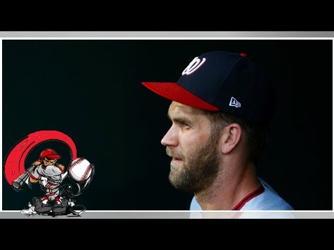 The Curious Case of Bryce Harper's .214 Batting Average