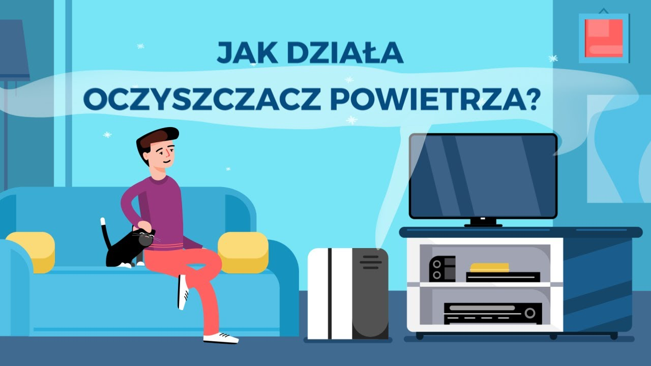 Jak działa oczyszczacz powietrza? - Porady RTV EURO AGD