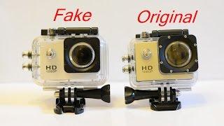 Clone sj4000 vs original sj4000