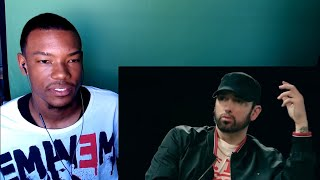 THIS EMINEM INTERVIEW IS AWESOME! - Eminem x Sway - The Kamikaze Interview (Full Interview) Reaction