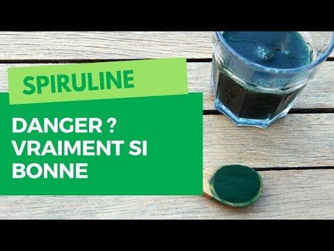 Avis Sur Spiruline : Achat  - Crème - Bénéfice |  Quels sont les avantages