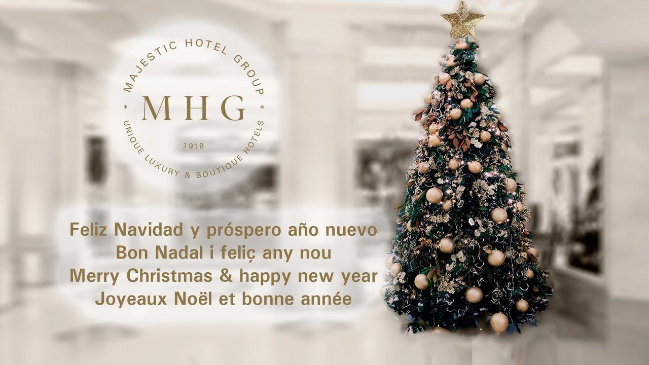 Felicitaciones De Navidad Youtube 2019.Las Originales Video Felicitaciones De Hoteles Y Cadenas Por