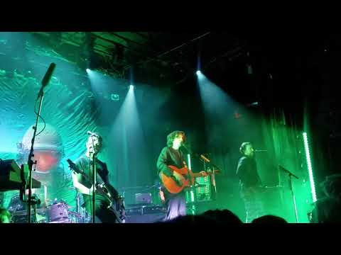 Don't Give In by Snow Patrol at Irving Plaza on April 18, 2018