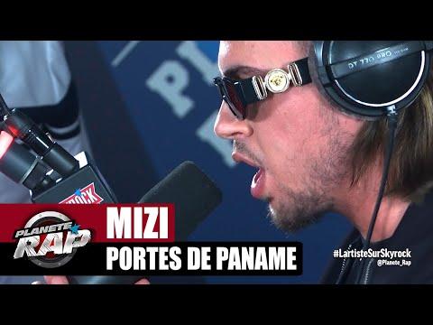 Youtube: [Exclu] Mizi«Portes de Paname» #PlanèteRap