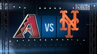 8/11/16: Shipley, offense lead D-backs past Mets, 9-0