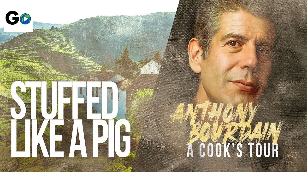 Watch Anthony Bourdain's First Food-and-Travel Series A Cook's Tour Free Online (2002-03)