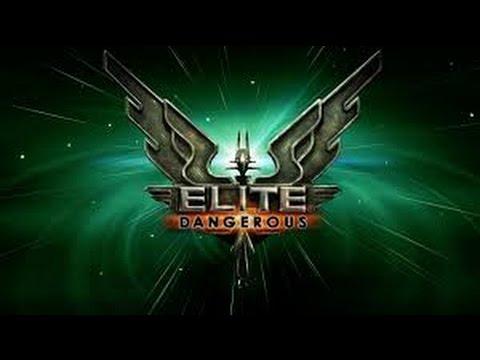 Elite Dangerous | Mavis's Bingo Palace CG EP1 | No game sound...