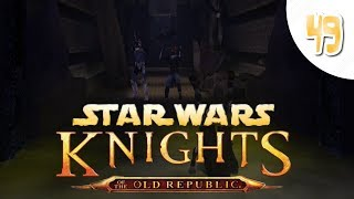 Exploring the Tombs on Korriban! | Modded Star Wars Knights of the Old Republic Episode 49!