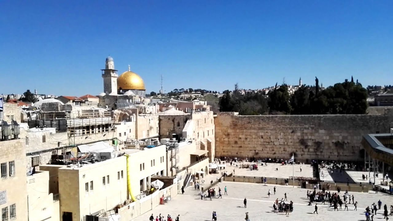 Jew Detector: A Detailed Explanation On The Temple Mount (the Jewish