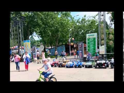 В Крым из Екатеринбурга на автомобиле летом 2014 г. 1 серия