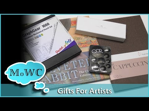 Unique Gift Ideas for Artists and Watercolorists