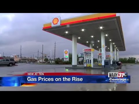 Record High Gas Demand Has Pump Prices Surging In April