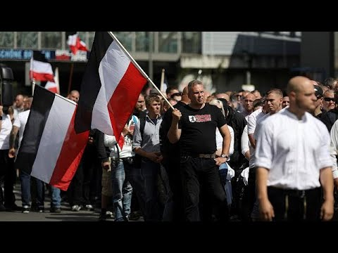 Thumbnail: German neo-Nazis rally to mark death of Rudolf Hess