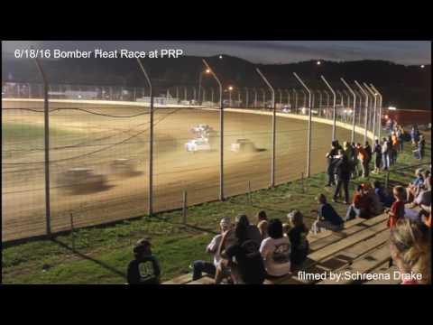 6/18/16 Bomber Heat Race at Portsmouth Raceway Park